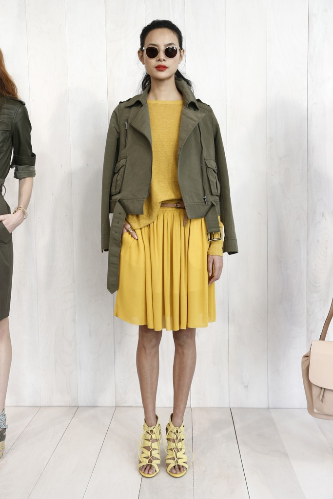Banana Republic Summer 2015 - Marissa Webb's First Collection for the Brand - Image Source: WWD.com - Photo by Thomas Iannaccone