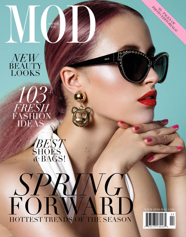 MOD Magazine Spring 2016 Issue