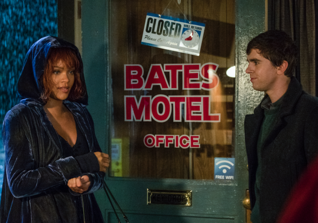Rihanna Bates Motel season 5 trailer