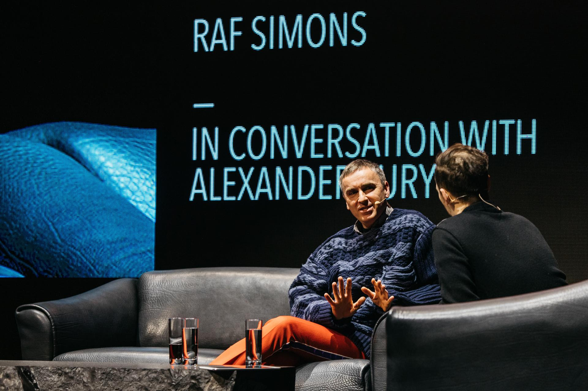 BELGIAN FASHION AWARDS & FASHION TALKS 2019 // Raf Simons, Glenn Martens, Christian Wijnants