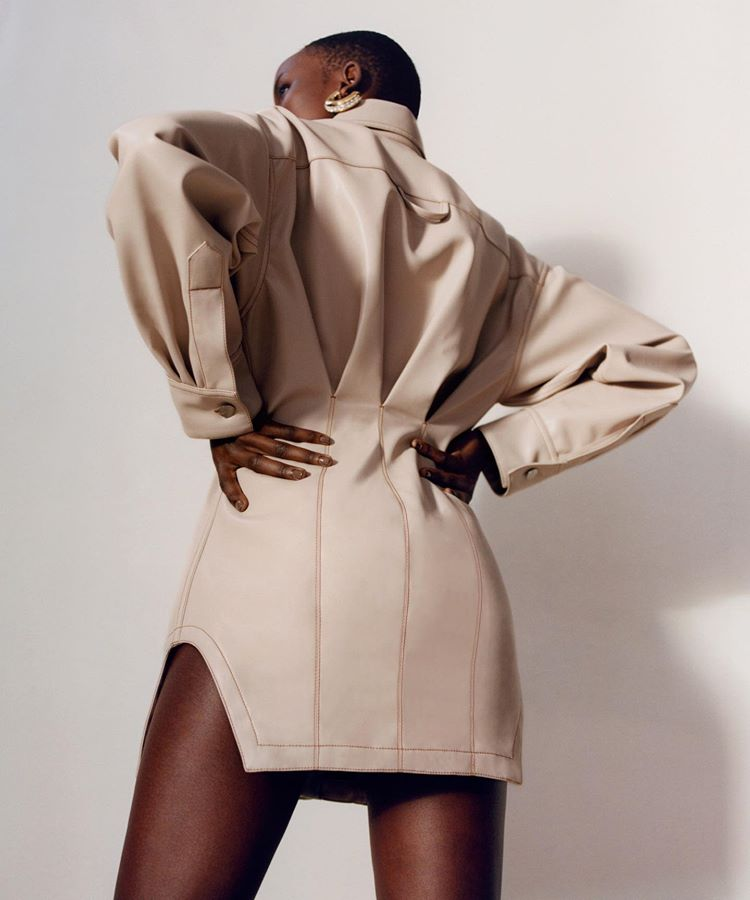 Rihanna Fenty Faux Leather Capsule MOD Mag