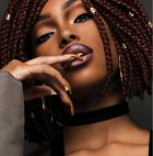 MOD Exclusive: Diamond White Stars in Our Millennial Issue!