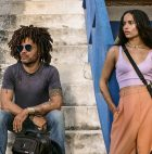 WATCH: Lenny & Zoë Kravitz in Tumi's Spring 2019 Collection Film